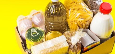 Food Items Baskets